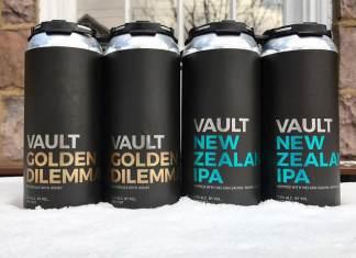 The Vault Golden Dilemma and New Zealand IPA