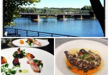 Delaware River Town restaurant week