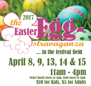Easter eggstravaganza at Shady Brook Farm