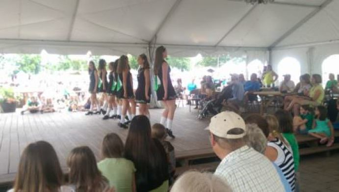 Tabora Farms Irish festival
