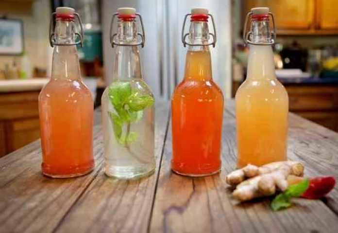Fermented drinks