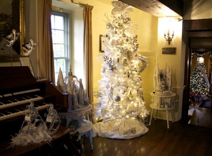 Festival of Trees at Pearl S. Buck House