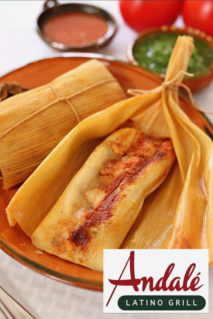 Andale Tamales