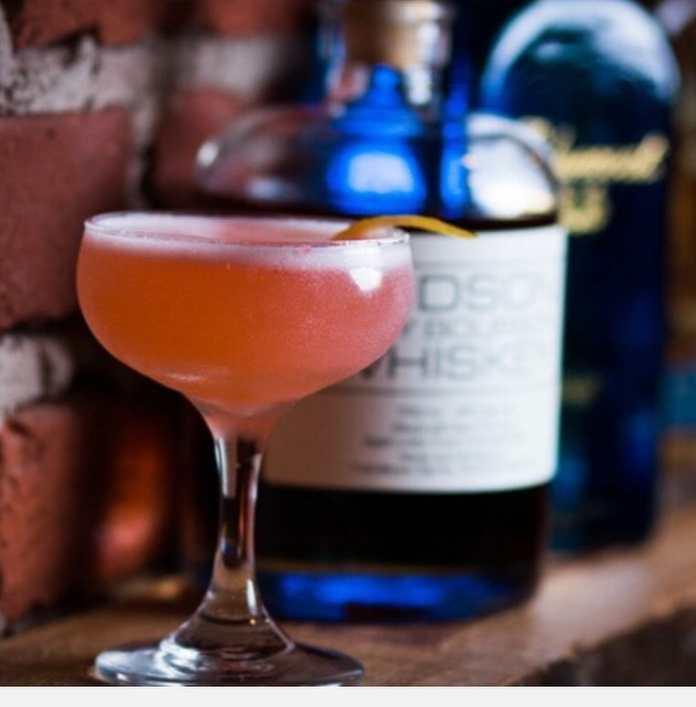 Drinks at Hops Scotch dram & barrel