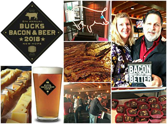 Bucks Bacon and Beer 2018