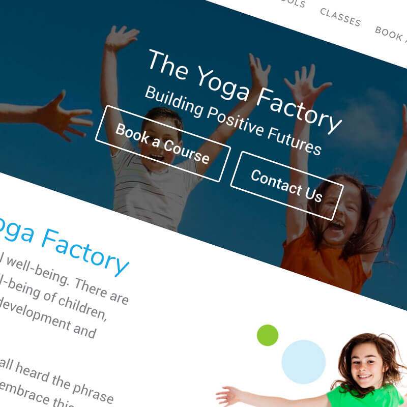 Bucks Creative Featured The Yoga Factory