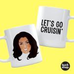 Jane McDonald - Personalised Mug - Let's go Cruisin