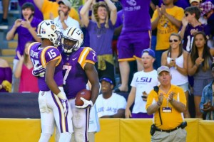 College football odds, Week 7: LSU, Alabama among the betting favorites