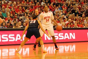 Ohio State women's basketball readying for postseason after consecutive losses