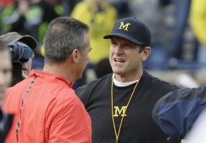 Windsor: Jim Harbaugh's calculated tweets keeps him 'relevant'