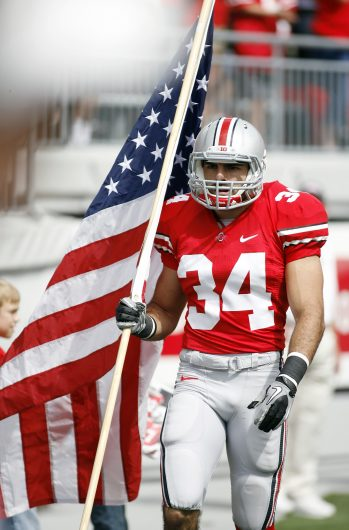 Nate Ebner, former Ohio State football and rugby player, joins USA rugby national team