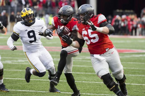 Cleveland Browns should look to Ohio State to fill their needs