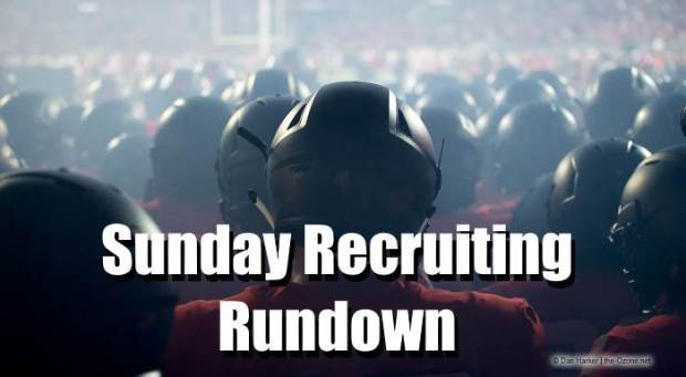Sunday Recruiting Rundown: SEC Creeping Into the Buckeye State, Decision Looms for One of Ohio's Best