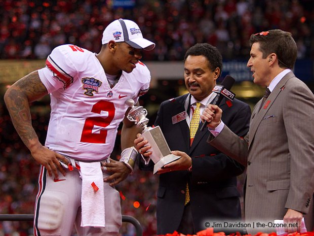 It's Time for Ohio State to Once Again Acknowledge Terrelle Pryor's Existence