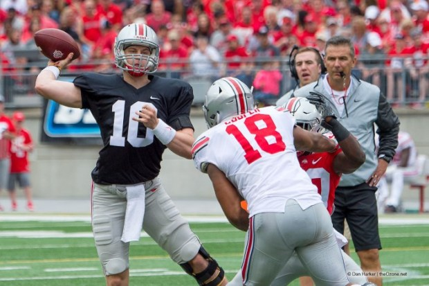 Could the Buckeyes Play More Than One Quarterback This Season?