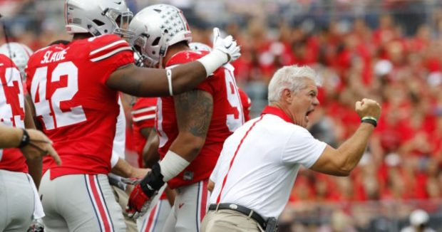 Ohio State assistant Kerry Coombs got a promotion