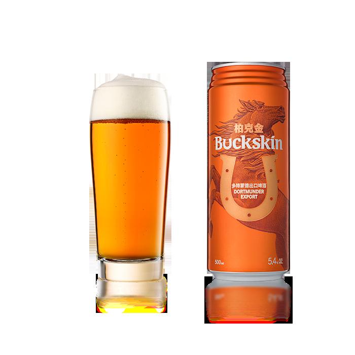 經典啤酒   Buckskin柏克金啤酒