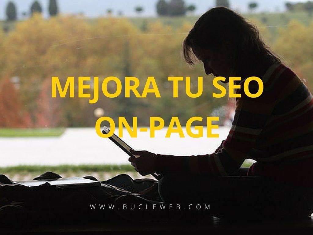 mejora tu seo on page