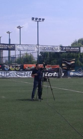 BucurestiFM Campionatul Corporate de Fotbal Sports Events Sud Arena 10