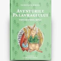 Aventurile Palavragiului- veverițoiul roșu -Thornton W. Burgesss