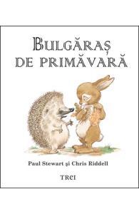 cărți copii 0-6-ani-Bulgăraș de primăvară