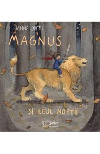 cărți copii 0-6-ani-Magnus și leul nopții