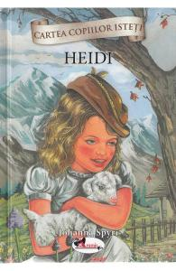 cărți clasice pentru copii-Heidi