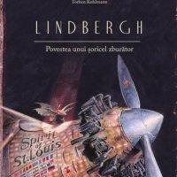 Lindbergh. Povestea unui şoricel zburător, de Torben Kuhlmann