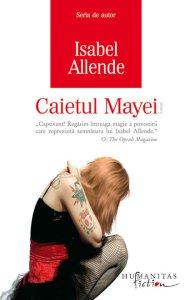 cărți de adolescenți-Caietul Mayei