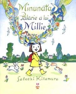 cărți ilustrate copii 0-7 ani-Minunata pălărie a lui Millie