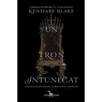 Un tron întunecat, de Kendare Blake