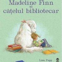 Madeline Finn și cățelul bibliotecar, de Lisa Papp