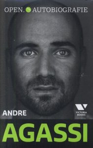 open- andre agassi