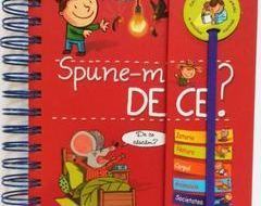 Spune-mi DE CE?- o minunată enciclopedie pentru cei mici