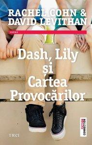 carti adolescenti romantice-Dash, Lily și Cartea Provocărilor