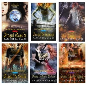 serii fantasy adolescenți