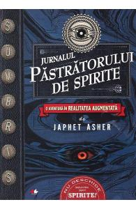 carti de groaza-Jurnalul pastratorului de spirite