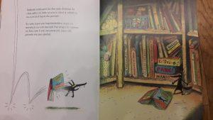 cărți copii 0-6 ani-imagine 2 din Lupul care a căzut din carte