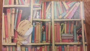 cărți copii 0-6 ani-imagine din Lupul care a căzut din carte