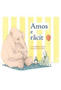 carti despre bunatate si empatie- Amos e răcit