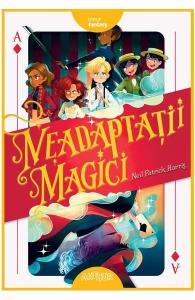 cărți băieți 10-12 ani-Neadaptații-magici