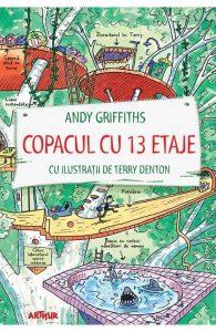cărți distractive pentru 9-12 ani-Copacul cu 13 etaje