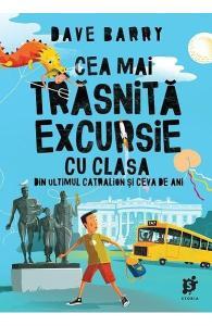 cărți distractive pentru 9-12 ani-cea-mai-trasnita-excursie-cu-clasa