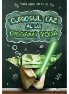 cărți distractive pentru 9-12 ani- Curiosul-caz-al-lui-origami-yoda