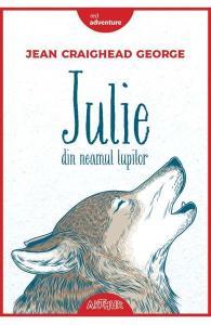 carti fete-Julie din neamul lupilor