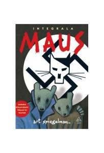 cărți despre război-Maus