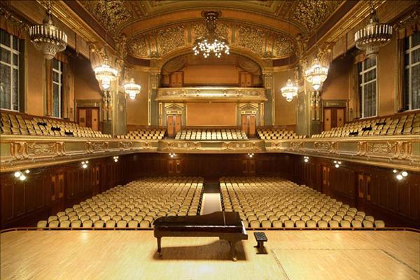 Music Academy Budapest Concert Halls