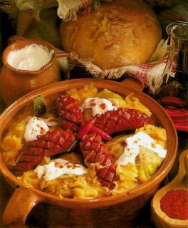 Specialit ungheresi  piatti tipici prodotti