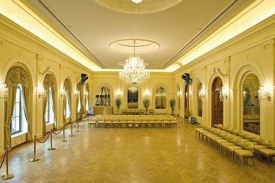 4 Anna Grand Hotel Balatonfured sede dellAnna Ball