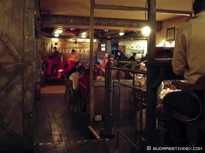 Alcatraz Restaurant  Club  Budapest Blog what to do and